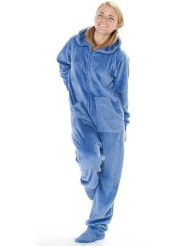 Footed Pajamas Under The Sea Adult Hoodie One Piece/Unisex, Relaxed fit, Front zipper/Matching Family/Pet Sets/100% Polyester - Plush Chenille/Versatile - lounge, layer, sleep.