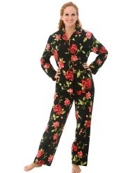 Women's Pajamas| Women's Pajamas Sets&Ladies Sleepwear ...